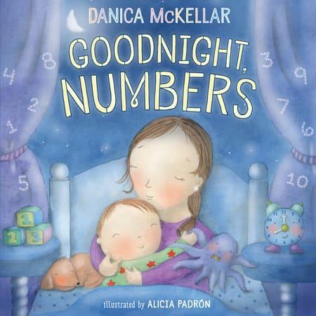 goodnight numbers by danica mckellar
