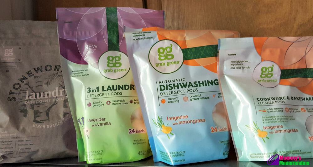 Win a @GRABGREEN Prize Pack + Discount Code! (US ends 5/9