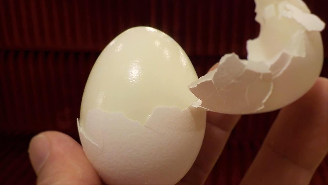 instant pot 5-5-5 hard boiled eggs easy to peel