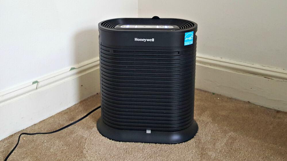 Take A Deep Breath With Honeywell Hpa300 Air Purifier