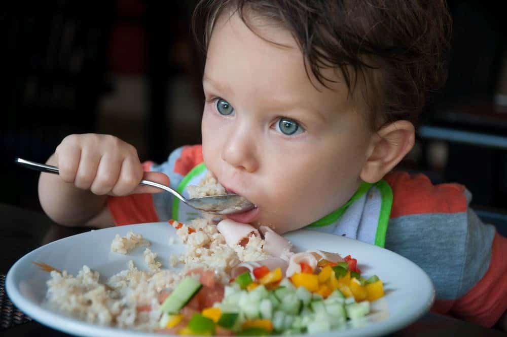 how to get your child to eat healthier