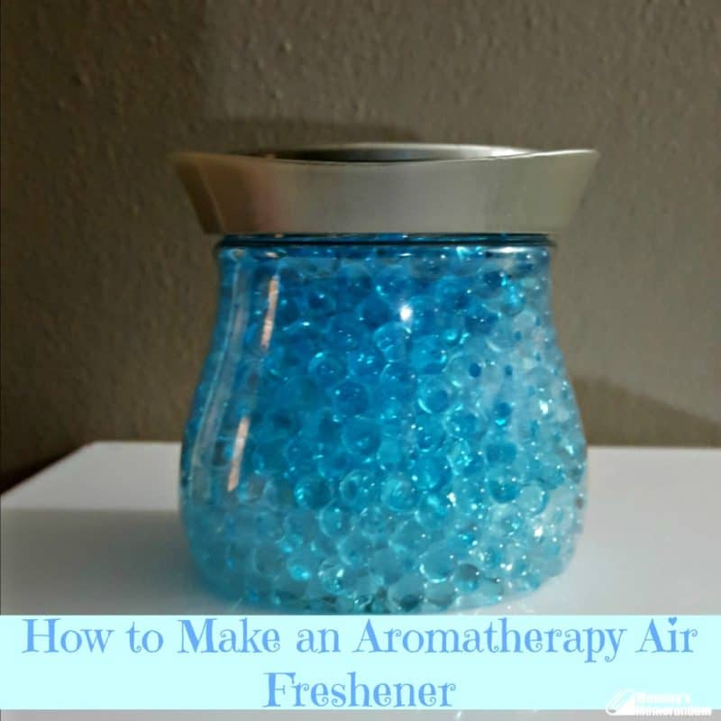 How to make an aromatherapy air freshener similar to for What is the best air freshener for your home