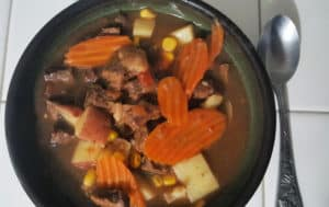 instant pot basic beef stew