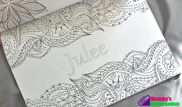 keep calm and color on name part of the design