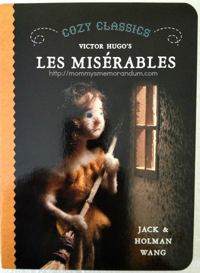 les miserables cozy classics