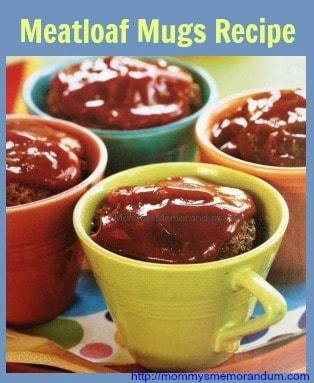 meatloaf mugs recipe