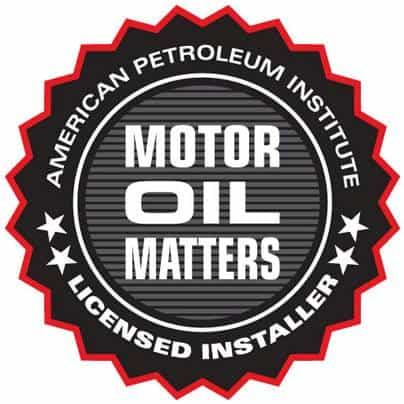 The MOM mark will help identify oil change locations committed to meeting the API engine oil standards.