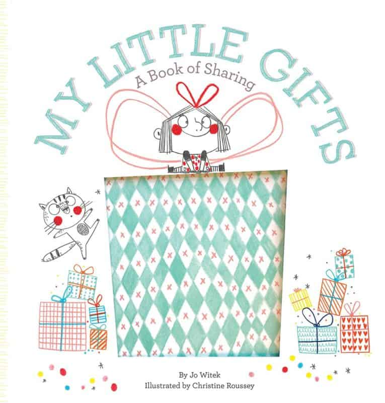 my little gifts a book of sharing by jo witek