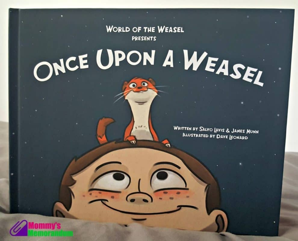 once upon a weasel