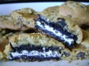 oreo stuffed chocolate chips