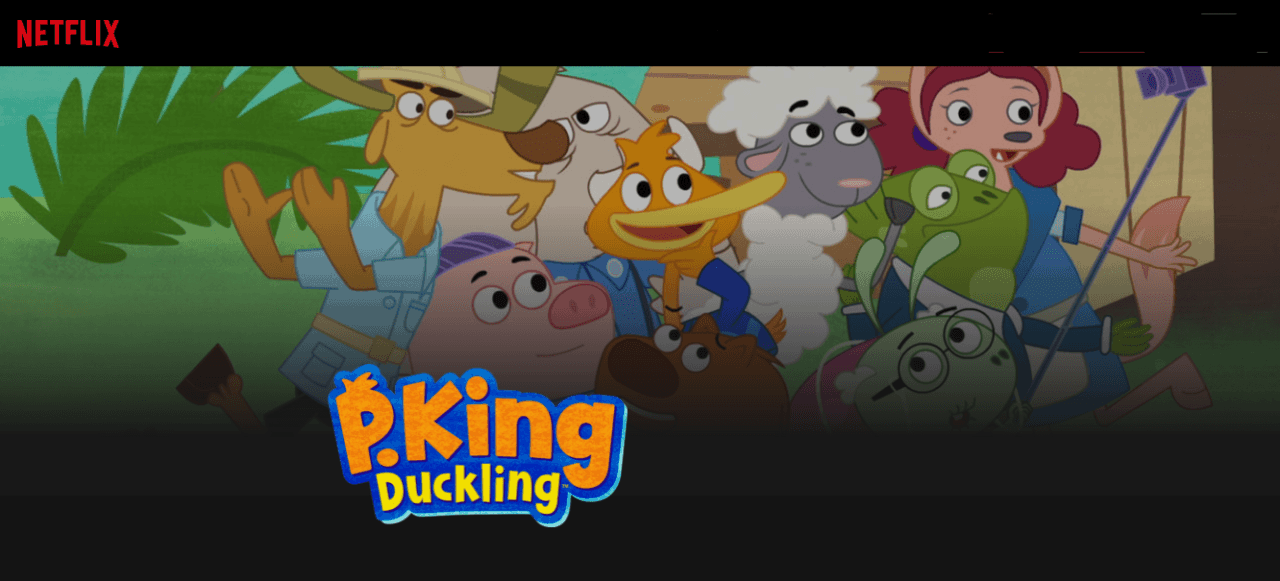 p.King Duckling