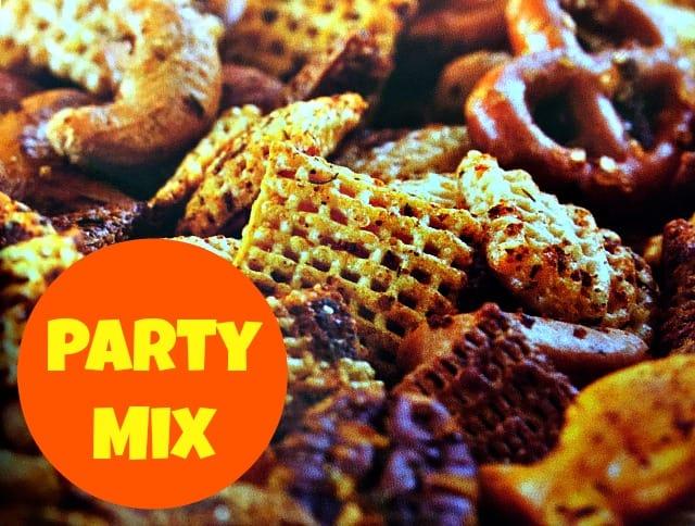party mix #recipe