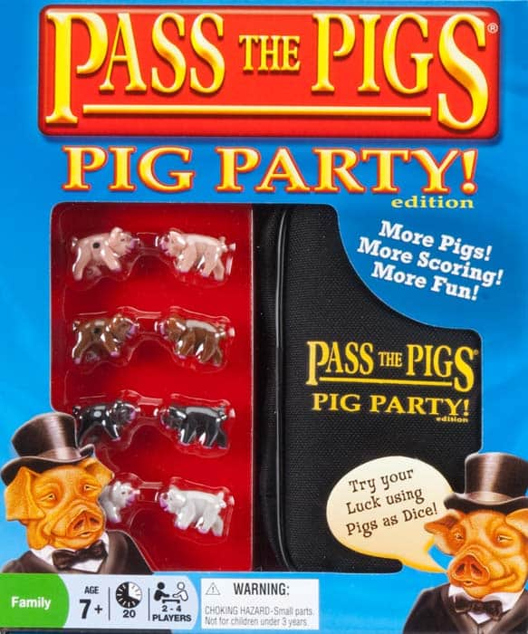 pass the pig party