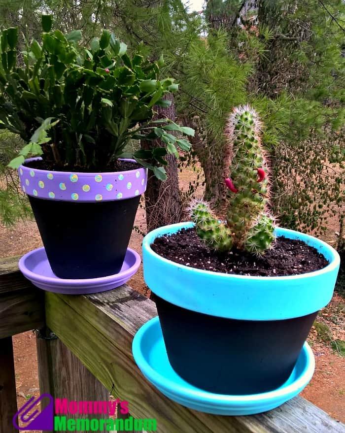 peeps basket to planter
