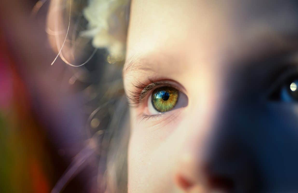 does your child have glaucoma