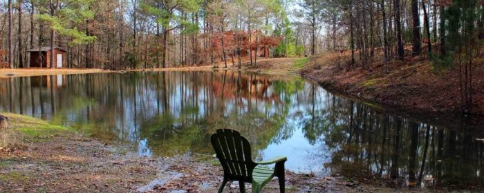beavers bend cabins