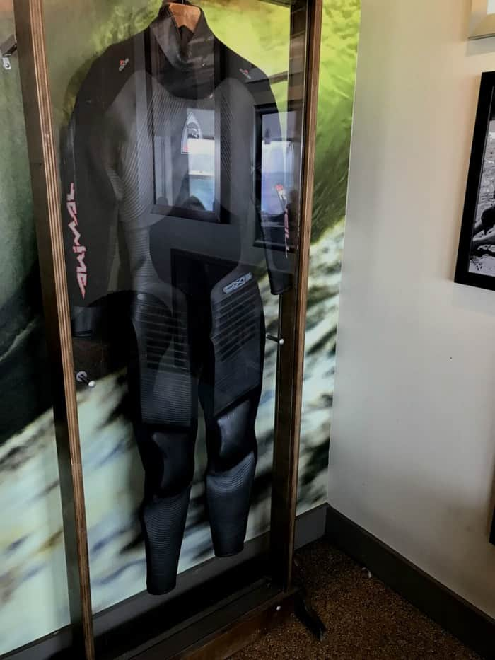 santa cruz jack oneill lounge wetsuit