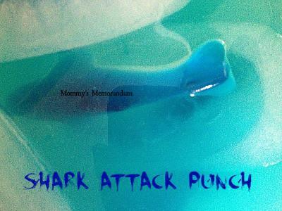 shark attack punch recipe