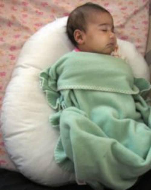 comfort and harmony sleeping baby