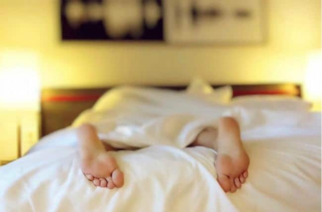 sleep comfortably with these tips
