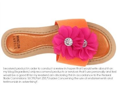stuart weitzman rose water sandals ftc