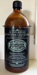 svon noir liquid soap