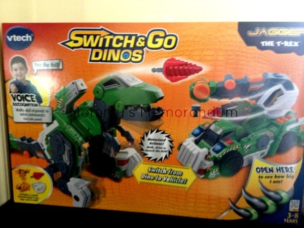 switch and go dinos by...