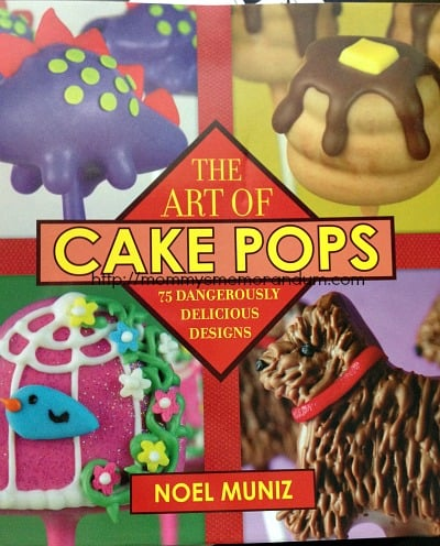 the art of cake pops noel muniz