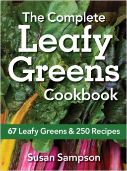 the complete leafy green cookbook