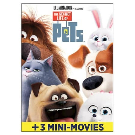 The Secret Life of Pets, the-secret-life-of-pets-on-dvd