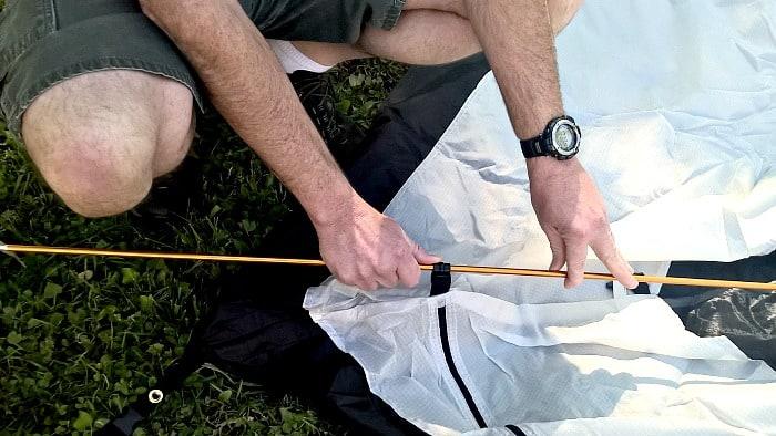 tribe adventure tent II pole clips