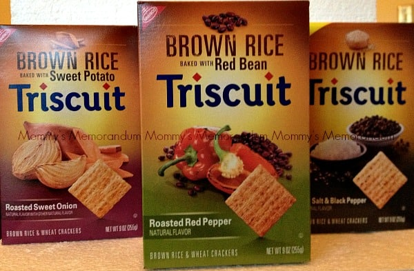 triscuit brown rice