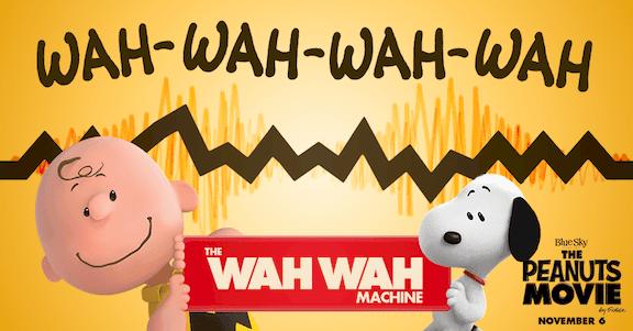wah wah wah machine