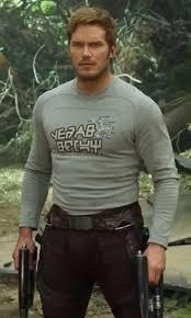 Chris Pratt Guardians of the Galaxy Vol. 2
